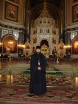Mitropolitul Avondios 2012 Moscova
