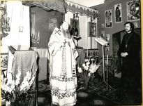 Mitropolitul Nicodim al Patriarhiei Moscovei la Milano