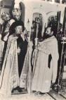Hirotonia Mitropolitului Axentios de catre Episcopii ROCOR
