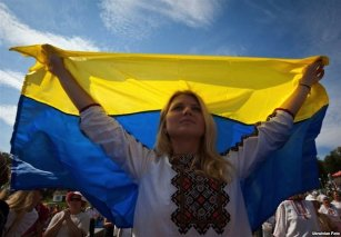 Ukraine-Independence