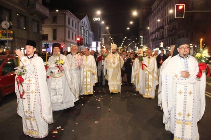 Santa Pasqua -Cristo e Risorto! Христос воскресе