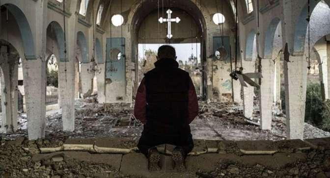 Pasqua per la Syria